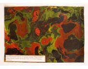 "Рисунок (на коже) Краска для мармор. универс.""Magic Marble"", glitter, metallic 20 мл KR-73201-73230 Kreul (Кройль) Германия"