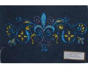 СНЯТЫ С ПР-ВА, Рисунок на джинсе Контур в стикере Glitter 3D 28мл L-220312-22832 Nerchau (Нерхау) Германия