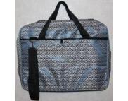 "Папка-сумка для планшетов ""Евро"" ткань/картон/карм.для кистей(35х48х5см) А3 ЦВЕТНАЯ"