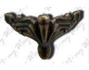 Ножка металлическая фигурная MFС-002
