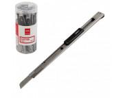 Нож трафаретный 9мм усиленный Deli SK-5 /Е2058T