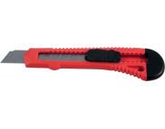Нож трафаретный 18 мм КРАСНЫЙ /D6522-01
