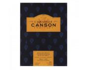 RR Альбом-склейка  для акварели 300г 100%хлопок Heritage Fin Canson, альбом форм.12л  23х31см