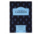 RR Альбом-склейка  для акварели 300г 100%хлопок Heritage Torchon Canson, альбом форм.12л  26х36см
