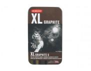 RR Набор графитных блоков XL 20х20х160мм (6шт.) в метал.короб.
