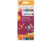 "Набор цв.каранд.""Lakeland Colouring Wallet"" в блист. 12цв"