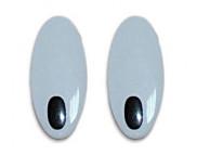 Глазки овальные 42х20 мм 1 шт.