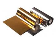 Фольга метал.на плёнке ЗОЛОТО (продается рулоном 0,5х308м)