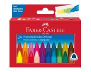 Набор восковых мелков Faber-Castell 24цв