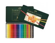 *Набор цв.каранд. Faber-Castell в метал.короб. 36цв /110036