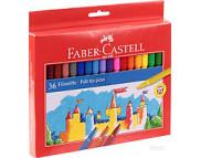Набор фломастеров Faber-Castell в картон.упак. 36цв./554236