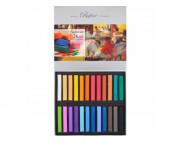 """Набор цветной пастели """"Raffine fine art"""" Marco дл.68мм 24цв в картон упак."""