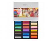 """Набор цветной пастели """"Raffine fine art"""" Marco дл.68мм 36цв в картон упак."""