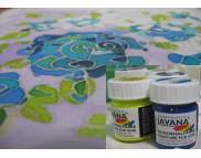 Краска по светл.тканям растекающаяся Javana 50мл АНТИЧНЫЙ РОЗОВЫЙ