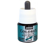 *Жидкая акварель (концентрат) COLOREX 45мл СИНИЙ ВОСТОЧНЫЙ