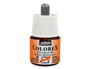 *Жидкая акварель (концентрат) COLOREX 45мл ЗОЛОТИСТО-ЖЕЛТЫЙ