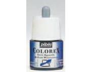 *Жидкая акварель (концентрат) COLOREX 45мл СЕРЕБРО