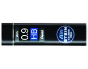 Набор стержн. для мех карандашей Pentel Ain Stein HB  0,9мм 36шт.