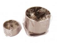 Масленка метал.одинарная d61мм /157103