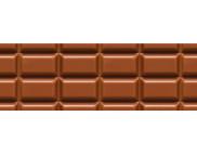 R п Картон дизайнерский цветной 300г 49,5х68см ШОКОЛАД