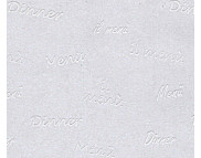 "RR п Калька ""Белая коллекция"" 115г 20х30см(21х30см) МЕНЮ"
