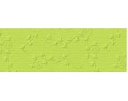 "RR п Картон тисненый ""Плющ"" 220г 23х33см ЗЕЛЕНЫЙ СВЕТЛЫЙ"