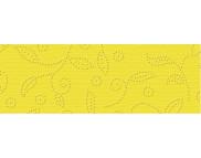 "RR п Картон тисненый ""Элегантность"" 220г 23х33см ЖЕЛТЫЙ СОЛНЕЧНЫЙ"