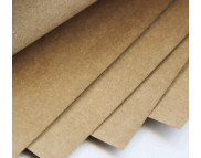 Бумага для эскизов гладкая Крафт 170г 30х30см
