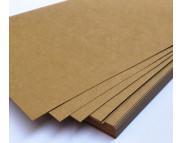 Крафт картон 400г 20х20см