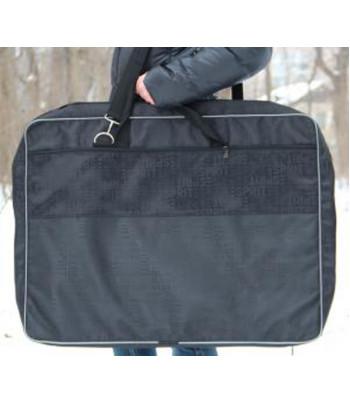 """Папка-сумка для планшетов """"Евро"""" ткань/картон/карм.для кистей(46х73х5см) А2"""