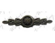 Ручка металлическая фигурная 86х16мм MFМ-263/1