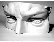 Глаза Давида (гипс) 362х196х140мм