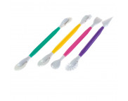 Набор инструментов для лепки пластик Calligrata 4шт.