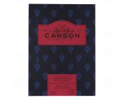 RR Альбом-склейка  для акварели 300г 100%хлопок Heritage Satin Canson, альбом форм.12л  26х36см