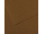 "RR Бумага для пастели ""MI-TEINTES®"" Canson 160г  50х65см КАШТАНОВЫЙ(501)"