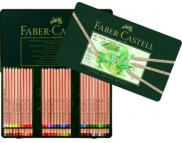 """*Набор пастельных каранд.""""Faber-Castell"""" в мет.короб. 60цв /112160"""