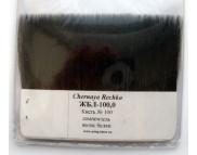 Кисть-лампензель для золочения из волоса белки плоский одинарн.толщины  №100
