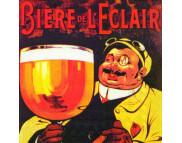 """R РАЗБИРАТЬ 22 Салфетка 25х25см (20шт) """"Пиво DE L'ECLAIR"""""""