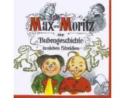 "R РАЗБИРАТЬ 22 Салфетка 33х33см (20шт) ""Братья Макс и Мориц"""