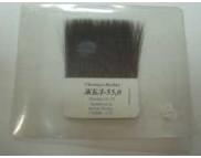 Кисть-лампензель для золочения из волоса белки плоский одинарн.толщины  №55