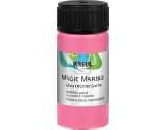 "Краска для мармор. универс.""Magic Marble"" 20 мл  РОЗА"