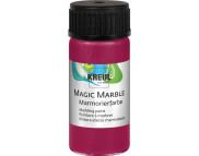 "Краска для мармор. универс.""Magic Marble"" 20 мл  РУБИНОВЫЙ"
