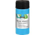 """Краска для мармор. универс.""""Magic Marble"""" 20 мл  ГОЛУБОЙ"""