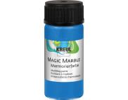 """Краска для мармор. универс.""""Magic Marble"""" 20 мл  СИНИЙ"""