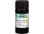 """Краска для мармор. универс.""""Magic Marble"""" 20 мл  ЧЕРНЫЙ"""