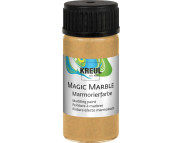 "Краска для мармор. универс.""Magic Marble"" metallic 20 мл  ЗОЛОТО"