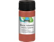 "Краска для мармор. универс.""Magic Marble"" metallic 20 мл  МЕДЬ"