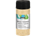 """Краска для мармор. универс.""""Magic Marble"""" glitter 20мл  ЗОЛОТО"""