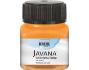Краска по светл.тканям растекающаяся Javana (расфасована ЛХ) 30мл ОРАНЖЕВЫЙ