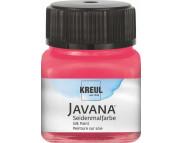 Краска по светл.тканям растекающаяся Javana (расфасована ЛХ) 30мл КРАСНЫЙ
